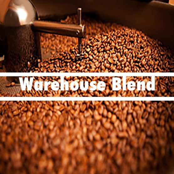 Warehouse blend coffee